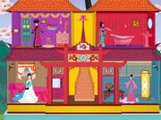 Play Chinese Princess Doll House