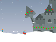 Play Christmas Castle Defense 5000 Deluxe