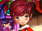 Play Christmas Cutie Dressup