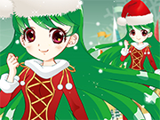 Play Christmas Lovely Girl