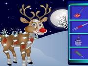 Play Christmas Reindeer Care