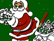 Play Christmas Santa Claus Coloring