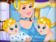 Play Cinderella Gives Birth to Twins