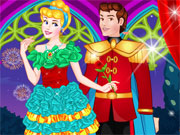 Play Cinderella Love Games