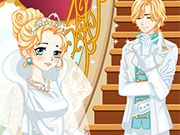 Play Cinderella Manga Wedding