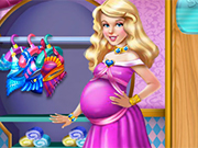 Play シンデレラ妊娠タンニング日焼け
