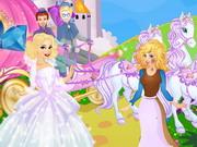 Play Cinderella's Magic Transformation
