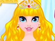 Play Cinderella's New Hairstyle