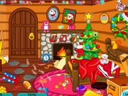 サンタクロース2のためにクリーンアップ