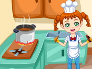 Play Clumsy Chef Laundry