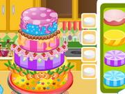 クッキングアカデミー:ウェディングケーキ