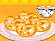 Play Cooking Frenzy: Pretzels