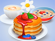Play Cooking Fruit Pancakes