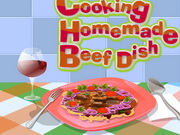 Play Cooking Homemade Beef Dish