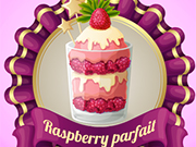 Play Cooking Raspberry Parfait