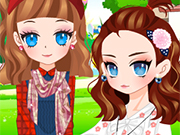 Play Countryroad Dress Up 2 Girl