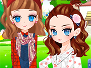 Play Countryroad Dressup 2