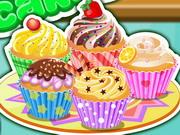 クリーミーカップケーキ