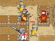 Play Crusader Defence: Level Pack 2