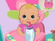 かわいい赤ちゃん保育園