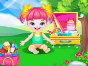 Play Cute Baby Picnic