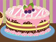 Play かわいいケーキのデザイン