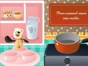 Play Cute Caramel Pudding