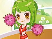 Play Cute Cheerleaders