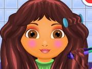 Play Cute Dora Haircuts