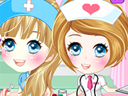 Play Cute Pet Nurses