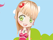 Play Cute Pink Girl