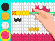 Play Cutezee Crafts Academy: Knitting