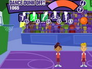 Play Dance Dunk off
