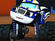 Play Darington Monster Truck Puzzle