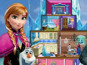 Play Decorate Frozen Castle