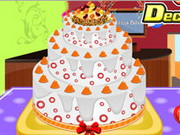 Play Delicious Cake Decoration Games
