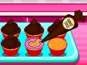 Play Delicious Creamy Cupcakes