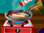 Play Delicious Grilled Fish