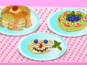 Play Delicious Pancakes Cooking