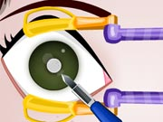 Play Deni eye surgery