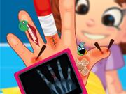 Play Deni hand surgery