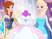 あなたの冷凍ウェディングドレスをデザイン
