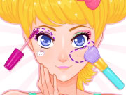 Play Design Your Hello Kitty Make-Up
