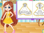 Play Design Your Manga Dress