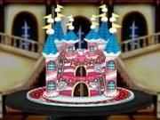 ダイヤモンド城ケーキ