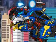 Play ディノロボットAmargaのアロ