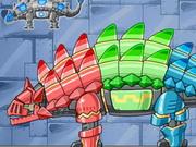 ディノロボットナイト屈曲