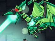 Play Dino Robot Ptera Green