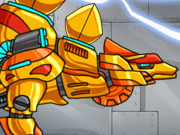 Play Dino Robot Stego Gold