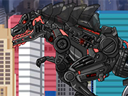 Play ディノロボットターミネーターT-REX